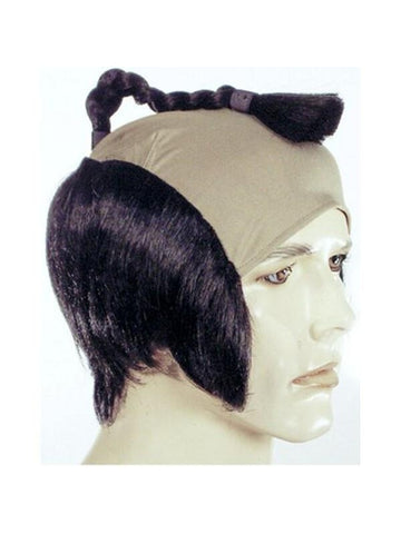 Men's Samurai Warrior Costume Wig