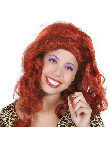 Deluxe Peg Bundy Style Wig-COSTUMEISH