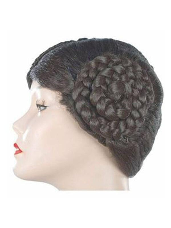 Women's Princess Leia Wig-COSTUMEISH