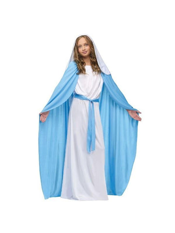 Child Virgin Mary Costume-COSTUMEISH