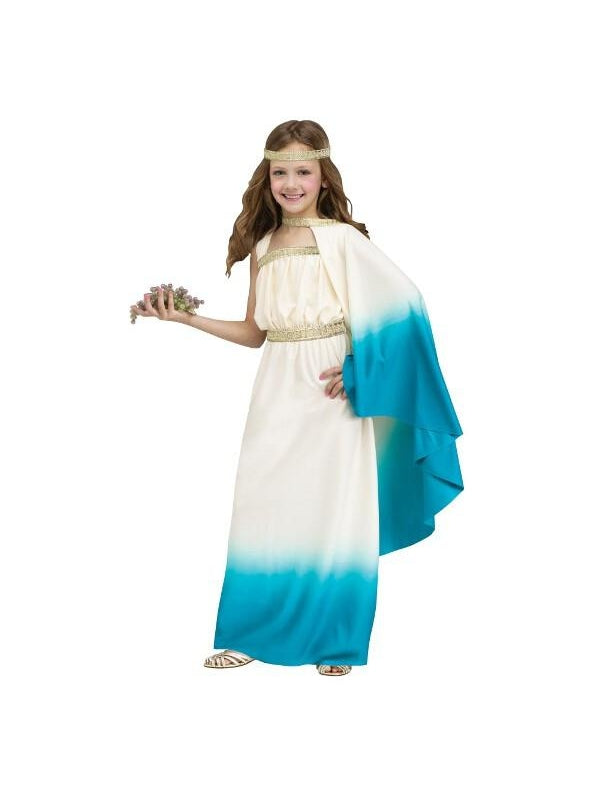 Child Sky Goddess Costume-COSTUMEISH