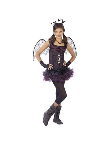 Teen Night Wing Bat Costume