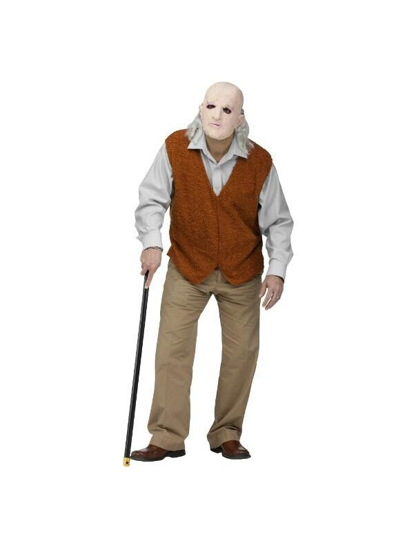 Adult Grandpa Costume-COSTUMEISH