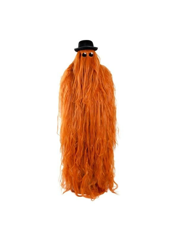 Adult Deluxe Hairy Cousin Wig Costume-COSTUMEISH