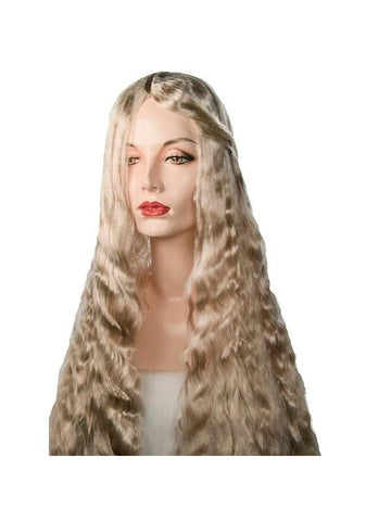 Queen of Kingdoms Throne Girl Wig