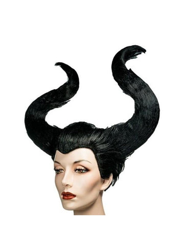 Horned Dragon Witch Wig