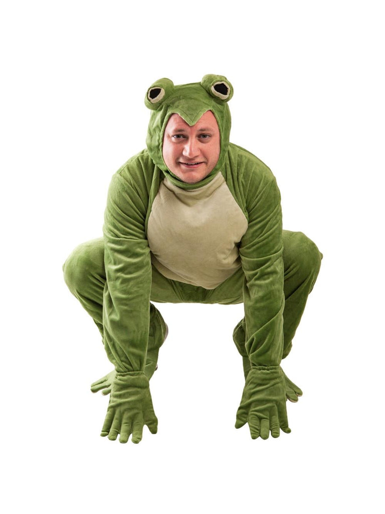 Adult Frog Costume-COSTUMEISH