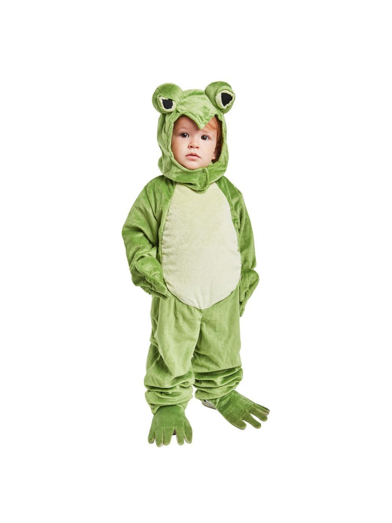 Toddler Frog Costume-COSTUMEISH