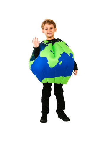 Child Earth Costume-COSTUMEISH