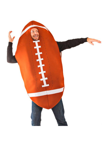 Adult Deflategate Football Costume-COSTUMEISH