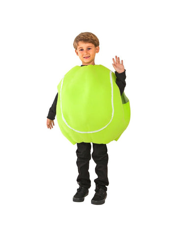 Child Tennis Ball Costume