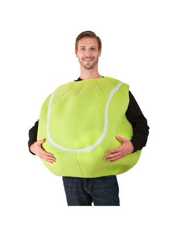 Adult Tennis Ball Costume-COSTUMEISH