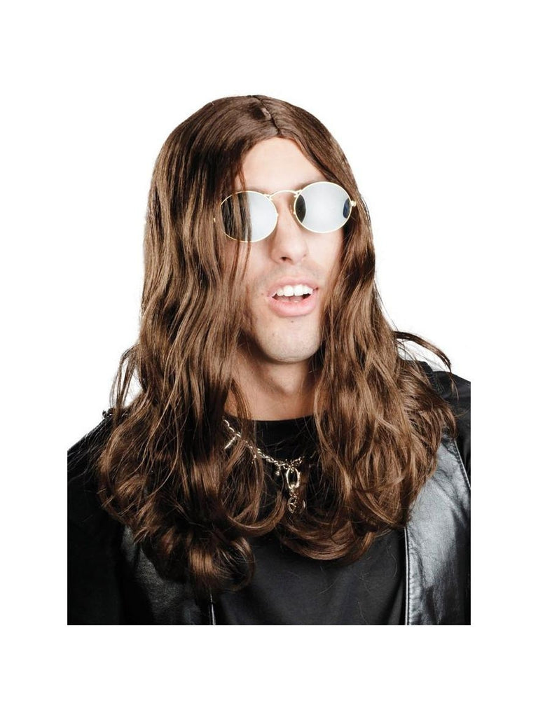 Ozzy Going Off the Rails Wig-COSTUMEISH