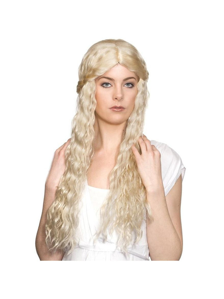 Tari Khaleese Daenerys Game of Thrones Wig-COSTUMEISH