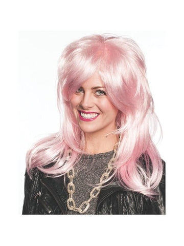 Jem & the Holograms Wig