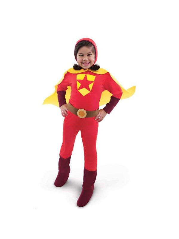 Toddler Word Girl Costume-COSTUMEISH