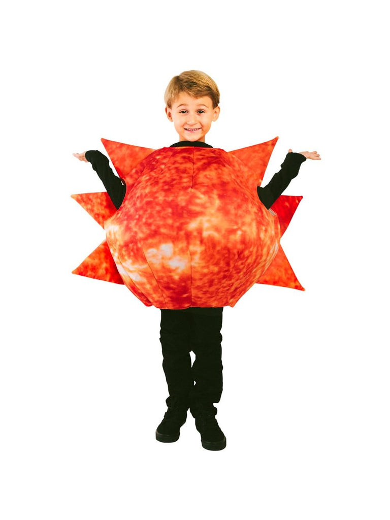 Child Sun 3D Costume-COSTUMEISH