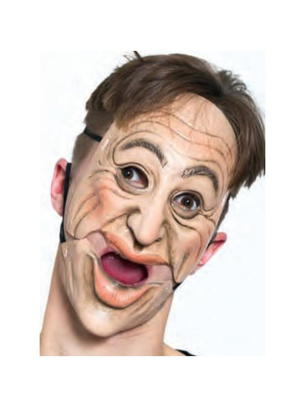 Male Moving Jaw Mask-COSTUMEISH