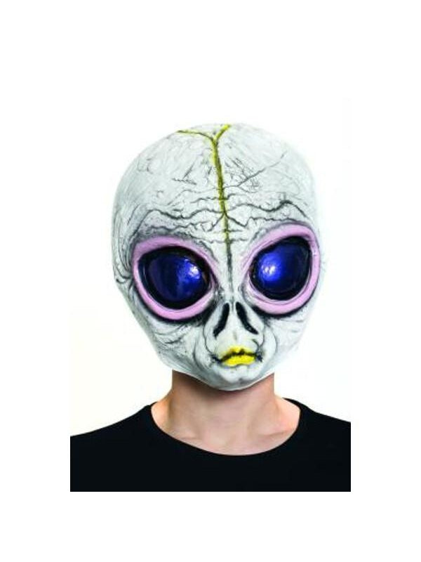 Alien Time Traveller Mask-COSTUMEISH