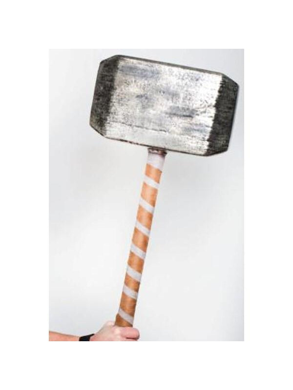 Large fake Thor Hammer-COSTUMEISH