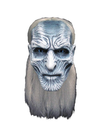 White Walker Mask-COSTUMEISH