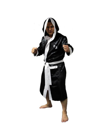 Clubber Lang Costume Robe-COSTUMEISH