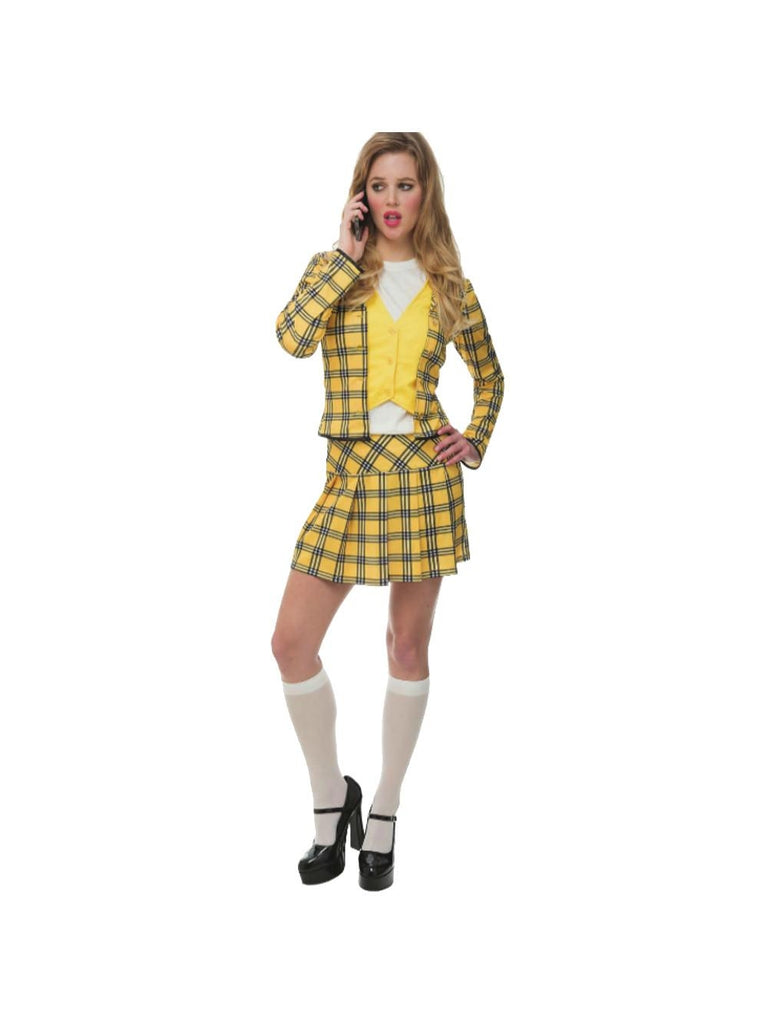 Adult Cher Clueless Costume-COSTUMEISH