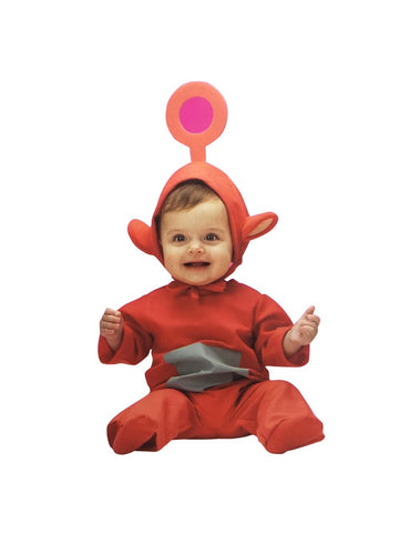 Baby Po Teletubbies Costume
