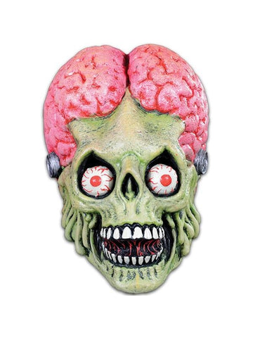Mars Attacks Drone Martian Full Head Mask