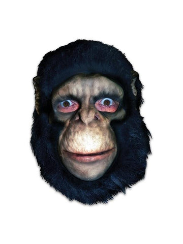 Chimpanzee Full Head Mask