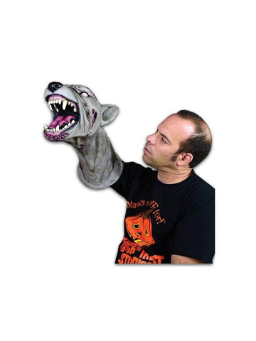 Zombie Dog Arm Costume Puppet