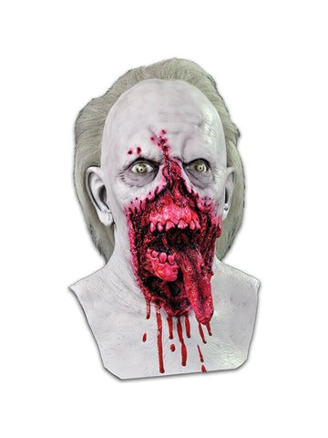 Day Of The Dead Dr. Tongue Zombie Mask