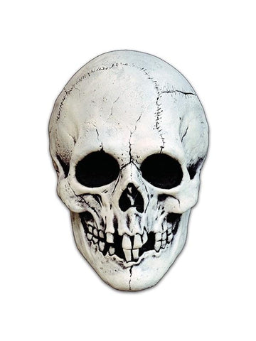 Nightowl Skull White Mask
