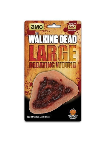 The Walking Dead Large Walker Decaying Make-up Appliance