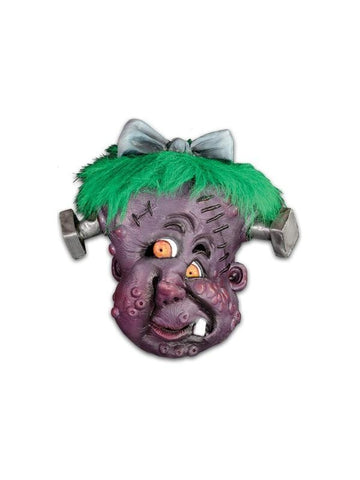 Garbage Pail Kids Creepy Carol Mask-COSTUMEISH