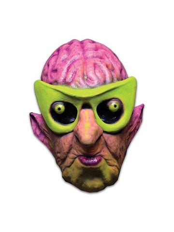 Atomic Alien Brainiac Mask-COSTUMEISH