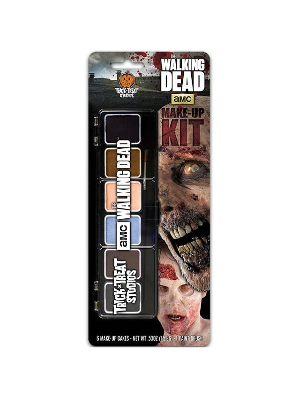 The Walking Dead Makeup Kit-COSTUMEISH