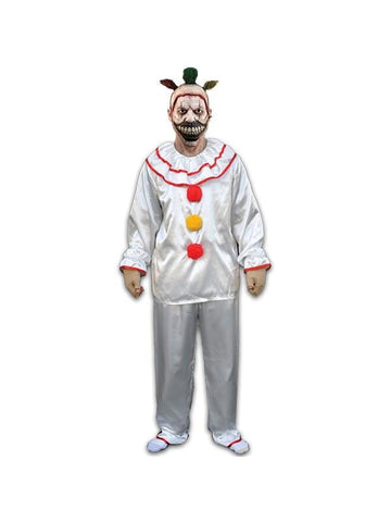 Adult American Horror Story Twisty The Clown Costume-COSTUMEISH