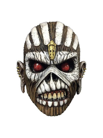 Iron Maiden Eddie The Book Of Souls Mask-COSTUMEISH