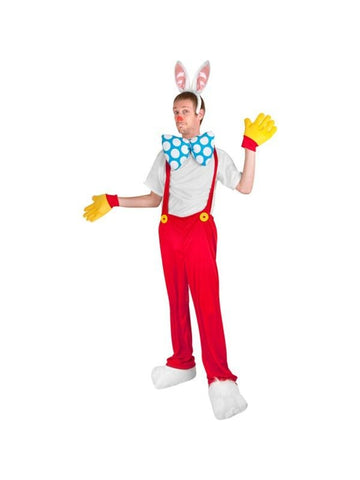 Adult Roger Rabbit Costume-COSTUMEISH