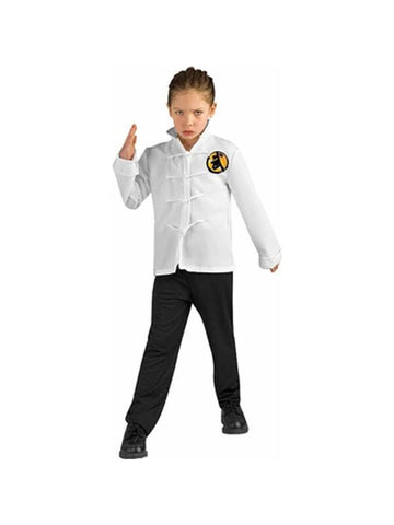 Child's Karate Kid Costume