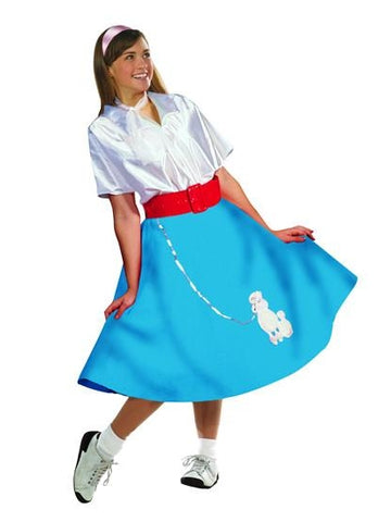Adult Poodle Skirt with Shirt