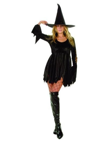 Adult Spell Caster Costume with Hat