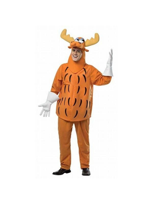 Adult Dreamworks Bullwinkle Costume-COSTUMEISH