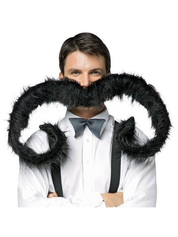 "60"" Super Large Mustache-COSTUMEISH"