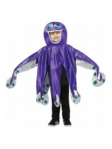 Child Octopus Costume-COSTUMEISH