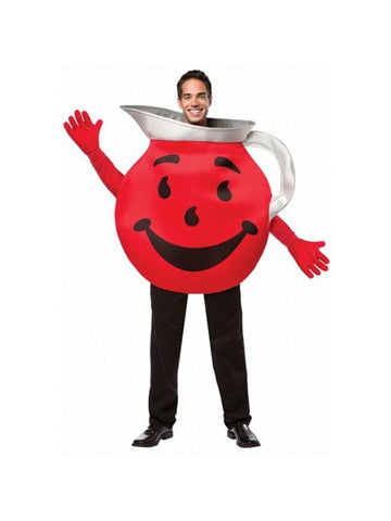 Adult Kool Aid Guy Costume