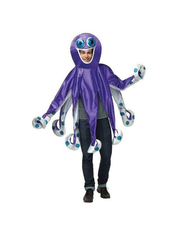 Adult Octopus Costume-COSTUMEISH