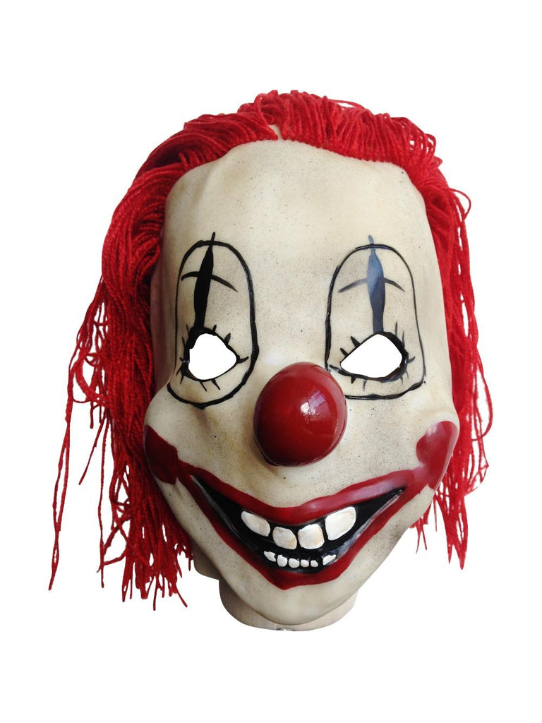 Poltergeist Clown Doll Mask-COSTUMEISH