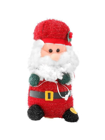 Animated Dancing Santa Claus